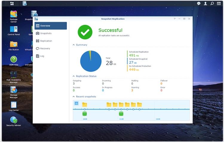 Storing sensitive data securely with Synology - DEFSEC Media